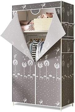BUBM ワードローブ 洋服収納 収納棚 衣類ケース クローゼット