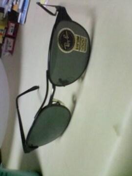 レイバンシグネット黒