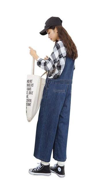 ワイドパンツ★サロペット★オーバーオール(XLサイズ) < 女性ファッションの