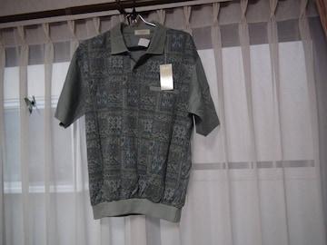 SERAMISのポロシャツ(L) 新品タグ付き!。