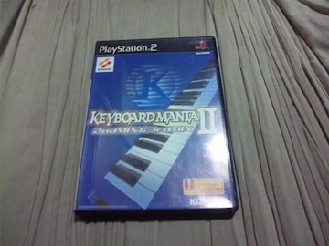 【PS2】キーボードマニアII 2ndMIX & 3rdMIX