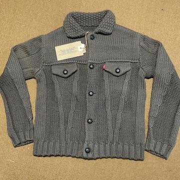 ゆうパック送料無料 リーバイス 新品 サードタイプ セーター