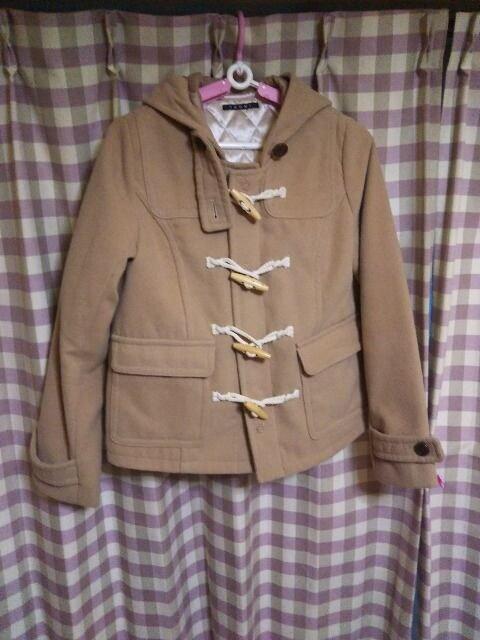 ★INGNI イング ダッフルコート オシャレデザイン サイズM★ < 女性ファッションの