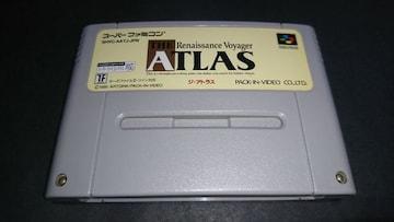 SFC ジ・アトラス / スーパーファミコン