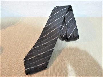 ☆ドルチェアンドガッバーナ ドルガバ 総ロゴ ネクタイ 細ネクタイ/メンズ☆新品