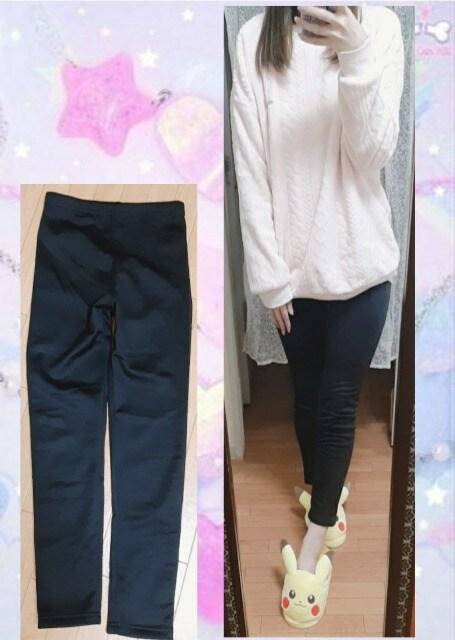 断捨離☆ピチピタ黒のレギンス(^з^)-☆ < 女性ファッションの