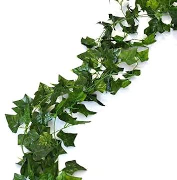 色サツマイモの葉/24本 Deceny CB フェイクグリーン 観葉植
