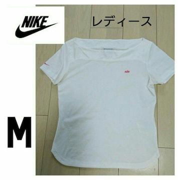 NIKE レディースTシャツ サイズM