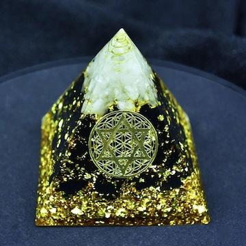 オルゴナイト 六芒星