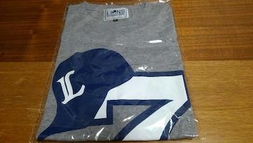埼玉西武ライオンズ SEVENDAYS=SUNDAY Tシャツ            グレー メンズXL