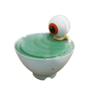 ゲゲゲの鬼太郎 目玉おやじ 茶碗風呂加湿器
