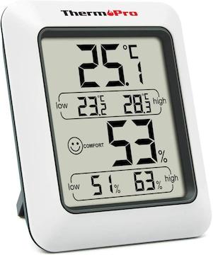 湿度計 デジタル温湿度計 室内温度計湿度計