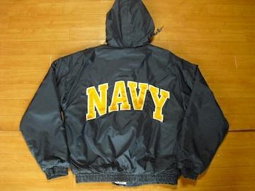 アメリカ軍 US NAVY ネイビー ジャケット USA−M