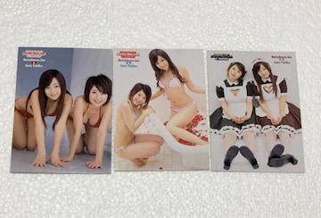 夏川純 後藤ゆきこ トレカ カード