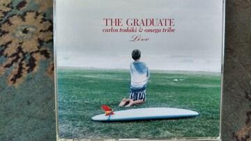 カルロストシキ&オメガトライブ THE GRADUATE 2枚組ライブCD