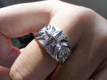 a phantom『ギャラクシーダイヤリング』天然ダイヤハンドメイド
