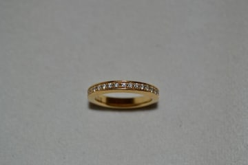 justindavisジャスティンデイビス ダイヤパヴェゴールドリング 指輪 k18