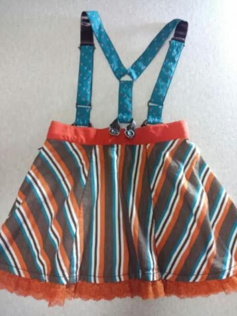 ●Natural Boo● サスペツキ  スカート 110 < ブランドの