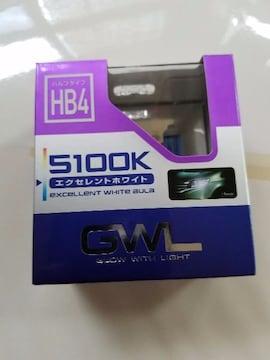 ☆ミラリード HB4 GWLエクセレトホワイト 5100k☆