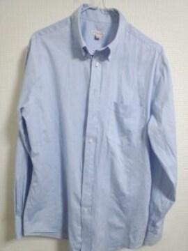 MERONA 水色シャツ