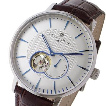 サルバトーレマーラ 自動巻き メンズ 腕時計 SM17114-SSWH