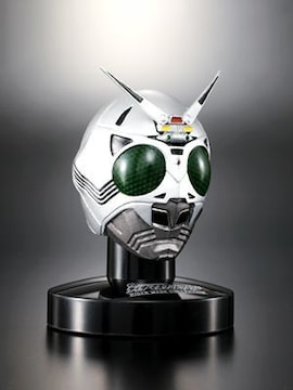 ライダーマスクコレクション Vol..2 シャドームーン プレミアム発光台座
