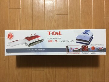 ☆T-fal 2in1 スチームアイロン☆