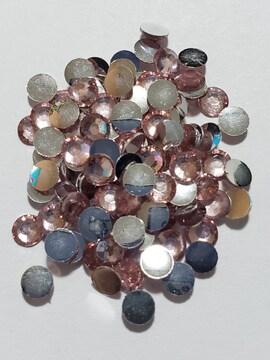 高分子結晶樹脂ストーン・ライトピンク(5ミリ)