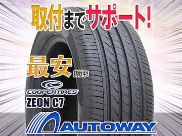 クーパー ZEON C7 205/65R16インチ 4本