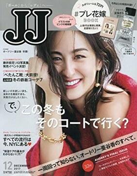 JJ(ジェイジェイ)2017年12月号付録 薬用デオナチュレ 足指さらさらクリーム
