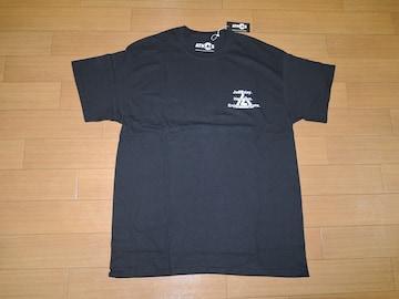 新品 アトモス ATMOS LAB Tシャツ L 黒 カットソー MAXIM TEE
