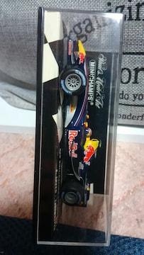 1/43 ミニチャンプス製品 レッドブル レーシングRB1 S.スピード 未開封 限定