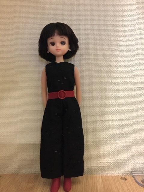 ハンドメイド リカちゃん服no115