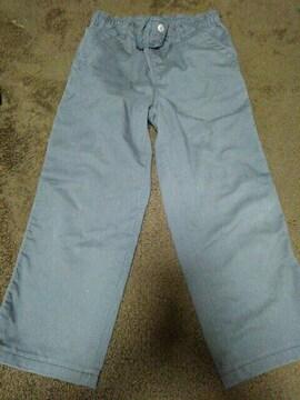 GU 130 パンツ 新品同様 男児