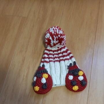 Sサイズ毛糸の帽子No.1152