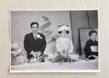 貴重『曽我廼家明蝶☆黒木ひかる』結婚披露宴フォト‼