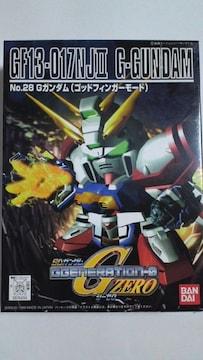 BB戦士G-ZERO!Gガンダム(ゴッドフィンガーモード)
