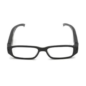 メガネ型カメラ 1080P HD高画質 小型防犯カメラ