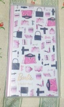 新品バービー2019年 スケジュール手帳定価\1080ピンク
