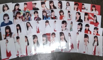 NGT48公式生写真41枚詰め合わせ福袋