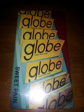 globe*SWEETPAIN*美品!スウィートペインCDシングル〇