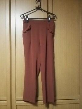 ほぼ新品しまむら、ポケット可愛いズボン
