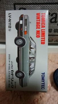 トミカ リミテッドヴィンテージネオ 日産セドリック200EターボSGL エクストラ 未開封 新品