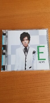 NEWS/チャンカパーナ (初回盤E) 加藤シゲアキ