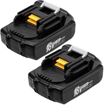 マキタ18v バッテリー BL1820 互換バッテリー