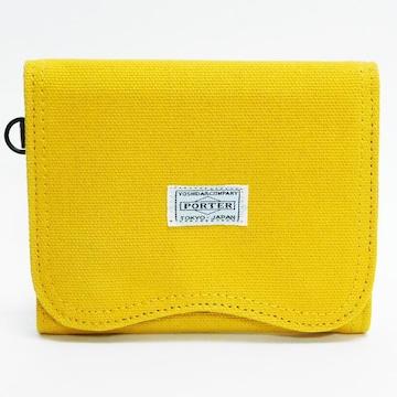 PORTER × (B印ヨシダ)ポーター 三つ折り財布 正規品