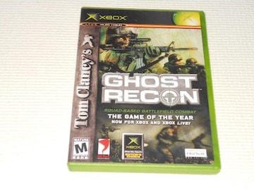 xbox★Tom Clancy's GHOST RECON 海外版