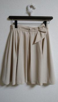 LAISSE PASSE☆スカート☆後ろリボンスカート☆
