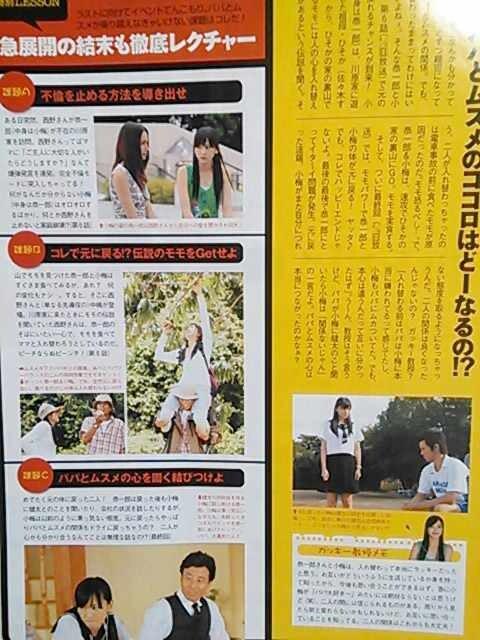 加藤シゲアキ★2007年8/11〜8/17号★ザテレビジョン < タレントグッズの