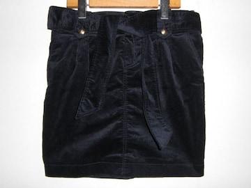 MADAME A PARIS コーデュロイタイトスカート